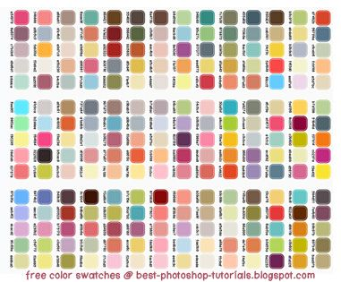Download Color Swatch