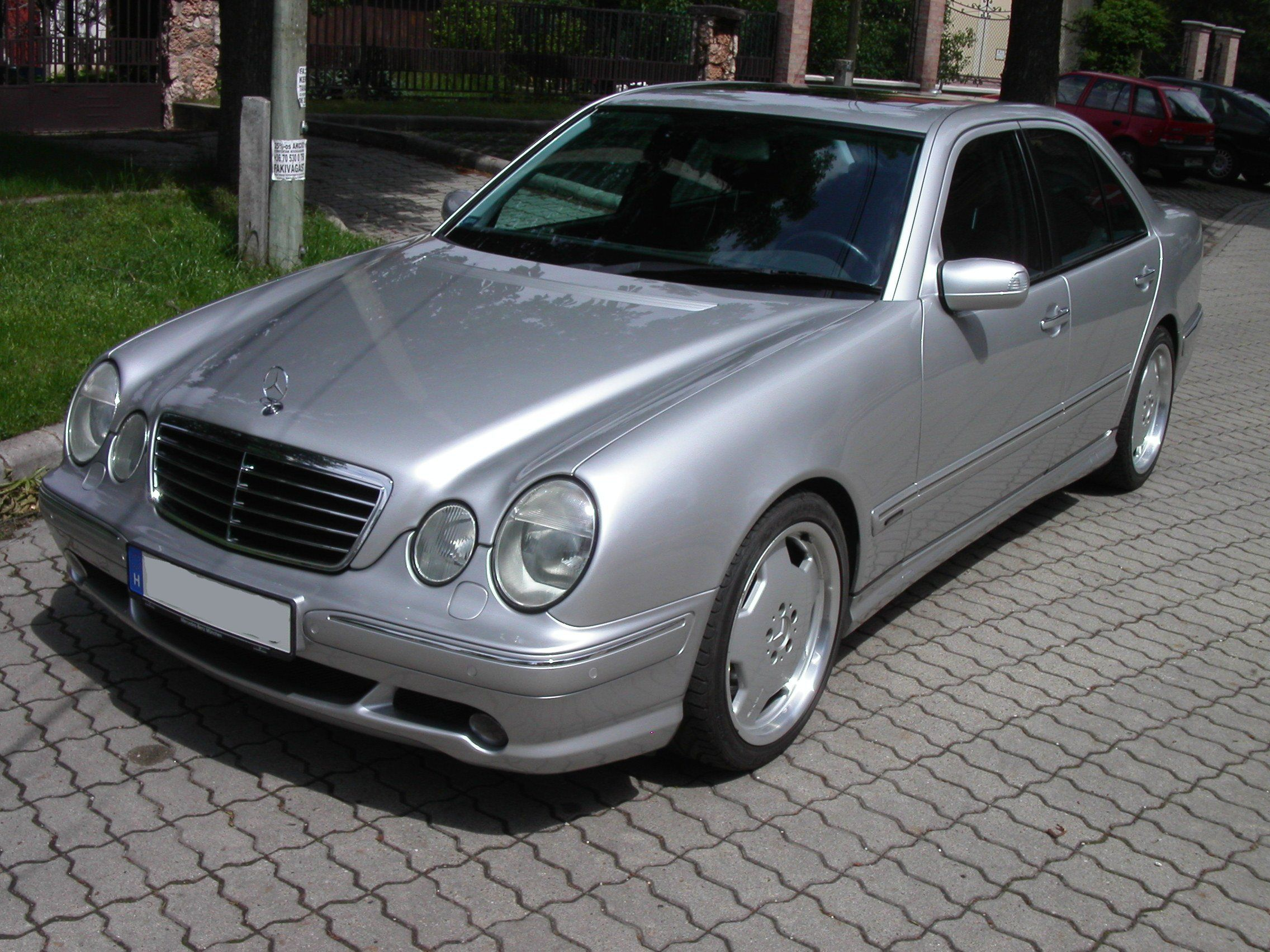 X mercedes benz e55 amg only cars and cars for Mercedes benz e 55 amg