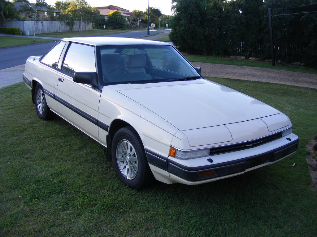 Mazda 929 Coupe 2 0i Glx Only Cars And Cars