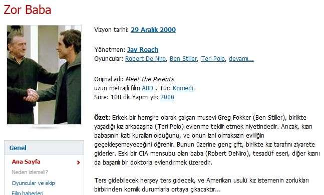 Zor Baba - 2000 BRRip XviD AC3 - Türkçe Dublaj Tek Link indir