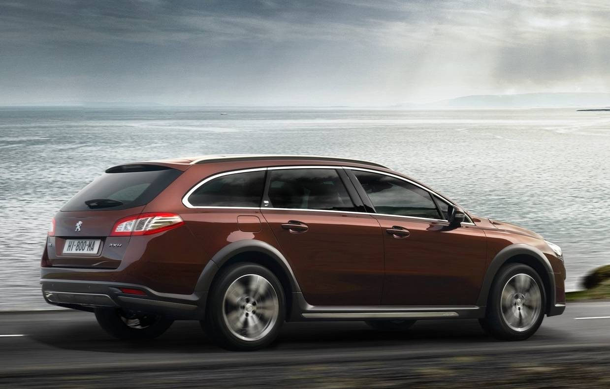 Peugeot 508 Rxh Hybrid4 Only Cars And Cars